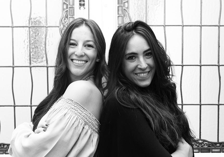 Las psicólogas forenses Paloma López y Rocío Gavilán, Psicología Velázquez - Foto: Jesús Umbría