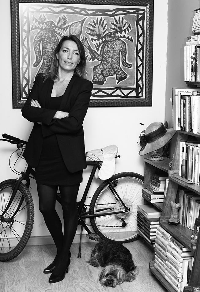 Ana Isabel Gutiérrez Salegui es una prestigiosa y reconocida psicologa forense - Foto: jesús Umbría