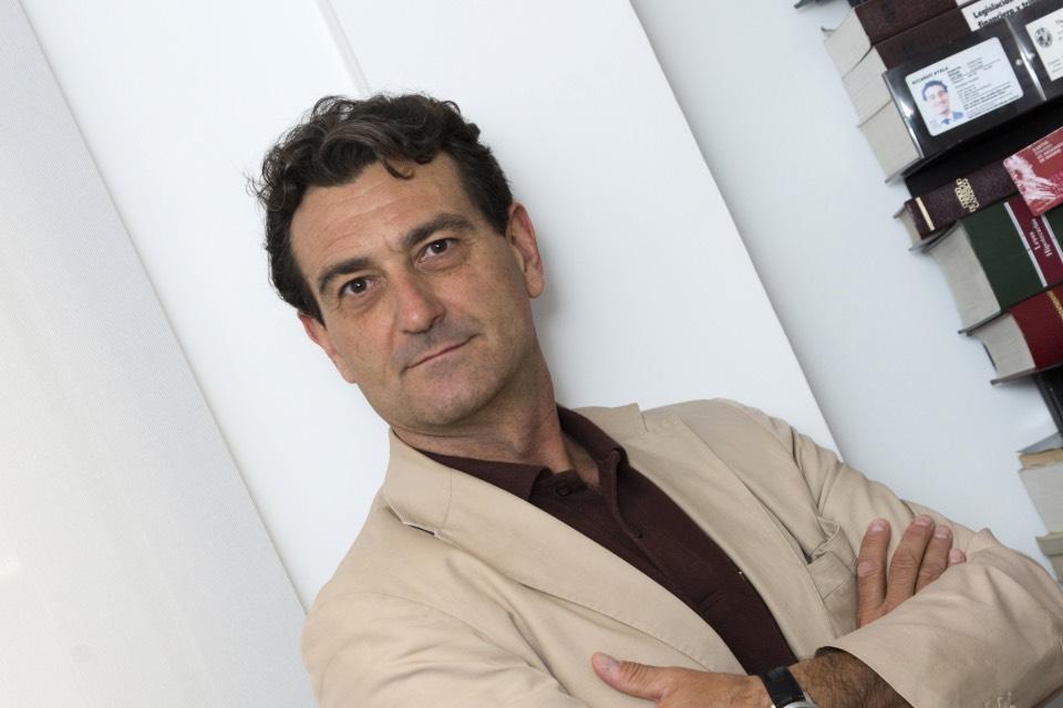 Ricardo Ayala, abogado especialista en ruido y contaminación acústica - Foto Jesús Umbría