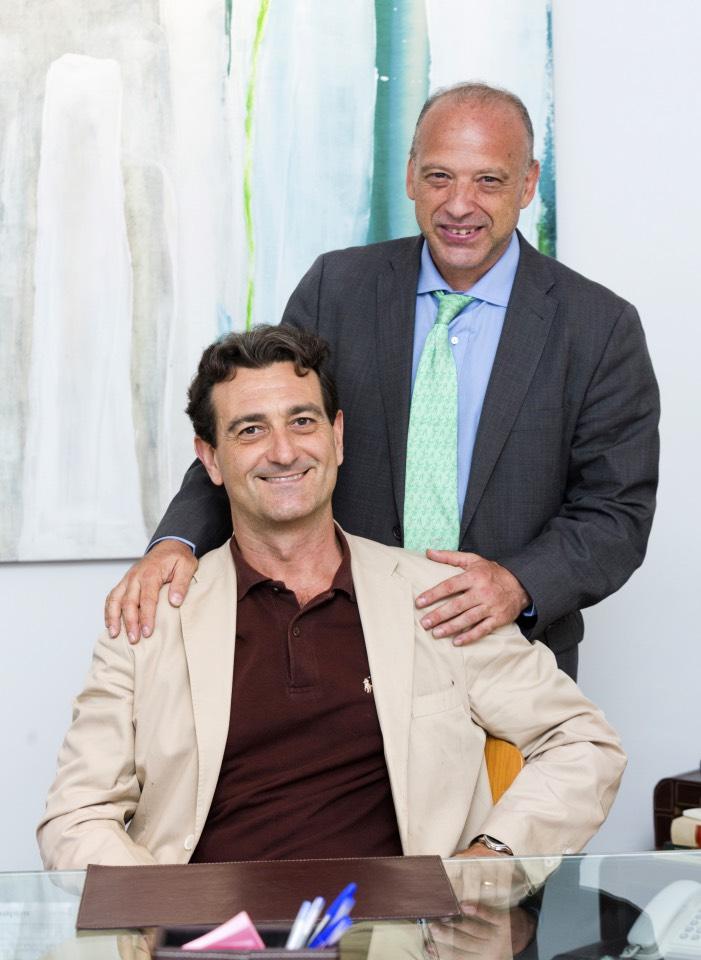 Ricardo Ayala y Julio González, abogados especialistas en ruido y laboral - Foto: Jesús Umbría