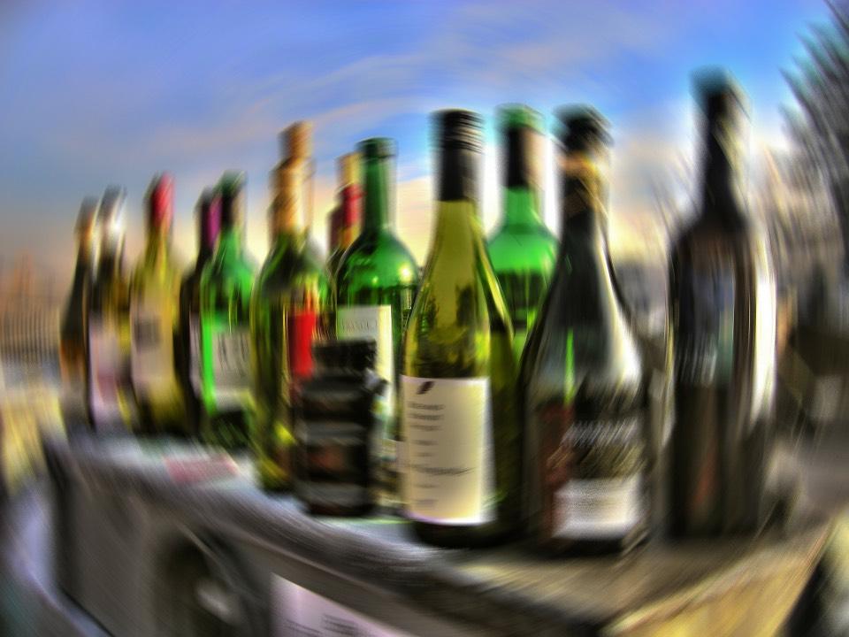 Alcohol y ruido