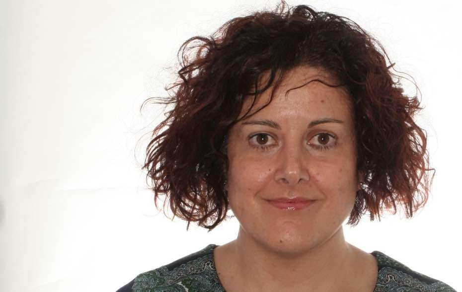 Paloma de Vicente, Técnico de Higiene Industrial en Quirónprevención