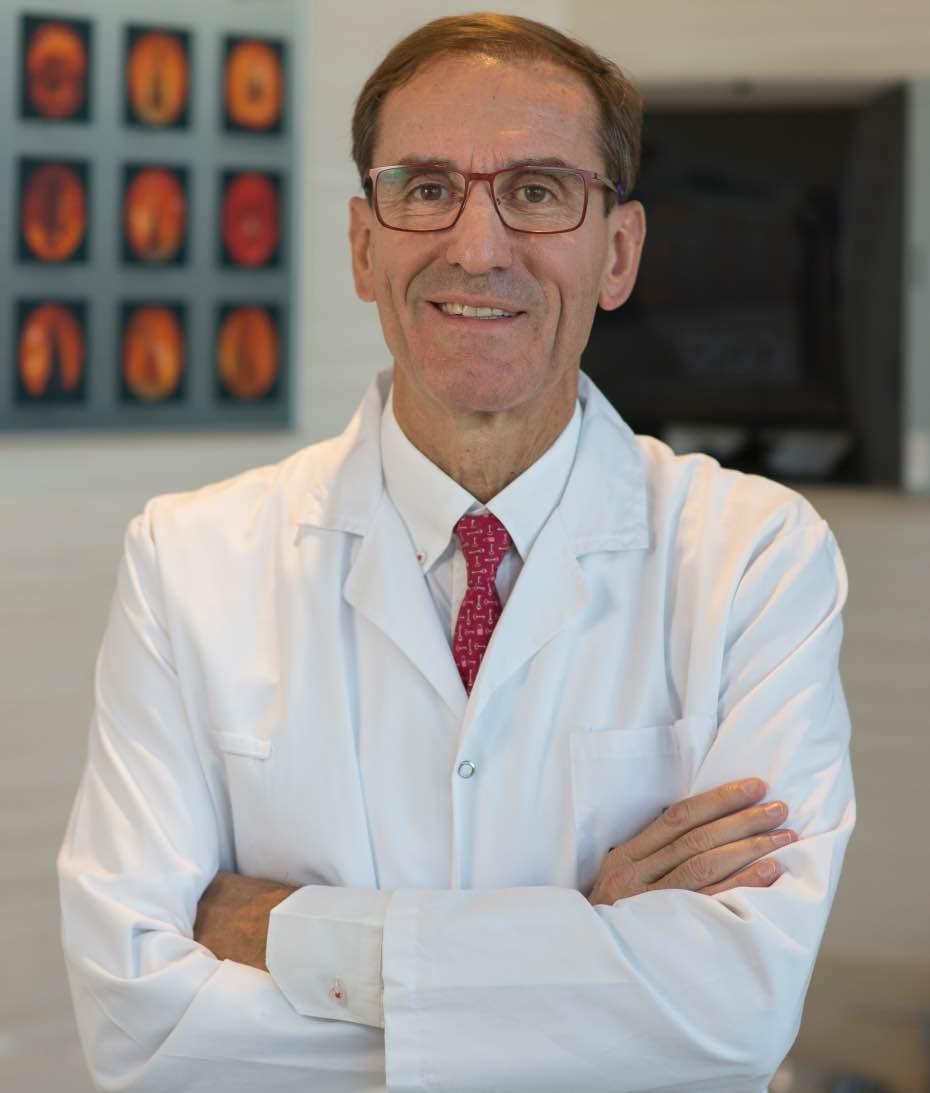 Dr. Jordi Coromina, Centro Médico Teknon, Quirónsalud