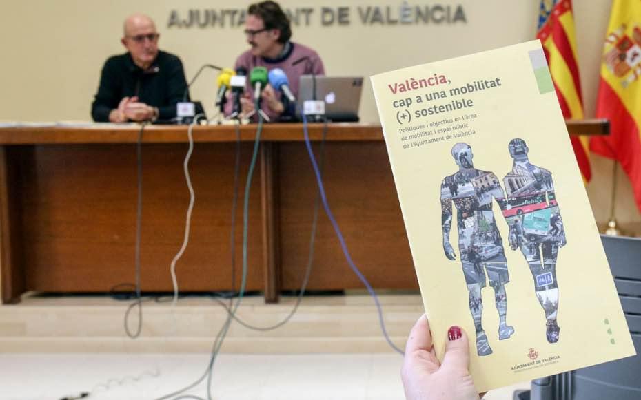 Movilidad sostenible, conRderudo.com, Valencia, ruido