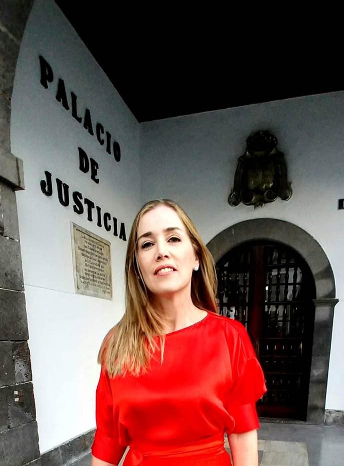 Yomara García Viera, Presidenta de la Asociación de Juristas contra el Ruido