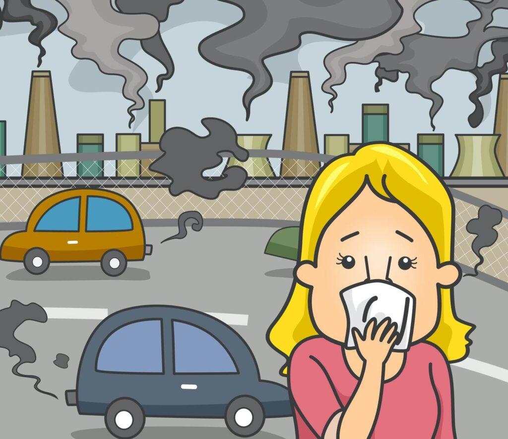 400.000 muertes prematuras en la UE por contaminación atmosférica