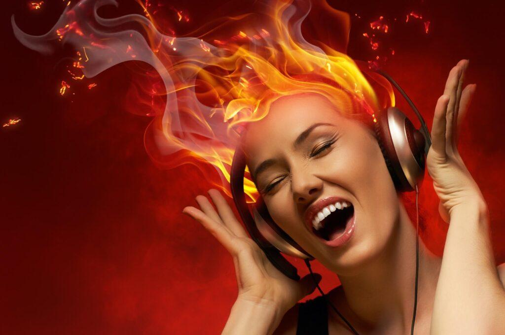 Auriculares y efecto negativo sobre la audición