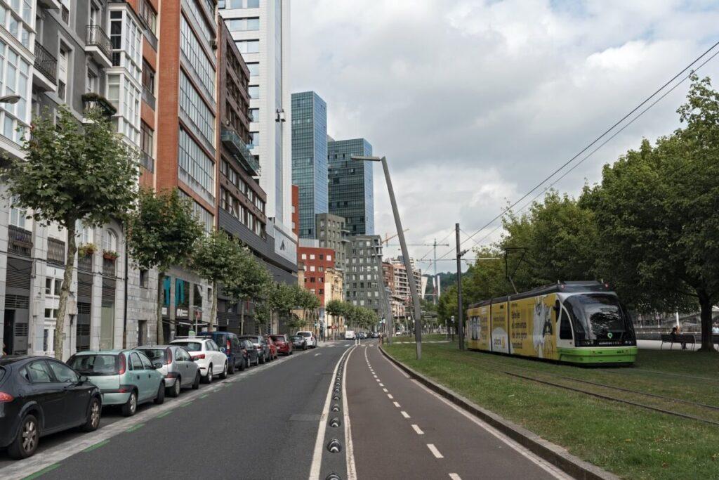 Bilbao, Seguridad Vial Urbana, conRderuido.com